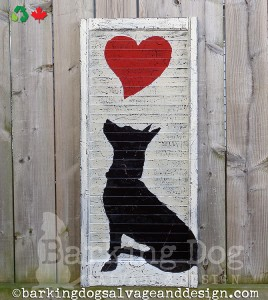 Valentine's Day Gift - barking dog