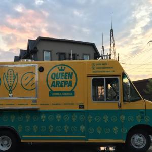 Queen Arepa Truck