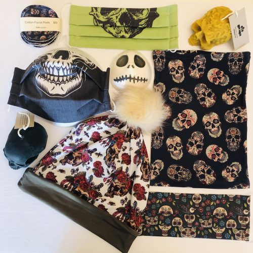 For the skull lover in your life!