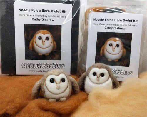 Barn Owlet DIY kit
