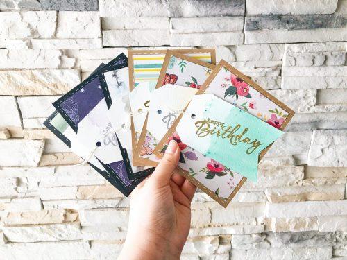 Birthday Bonanza | Handmade Birthday Cards | Thoughtfully Handmade