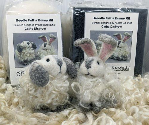 Bunny Puff DIY kit