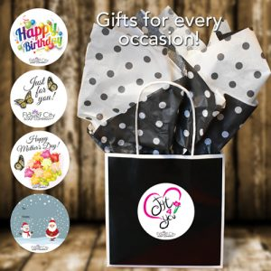 Gift Bags with tags for every occasion!