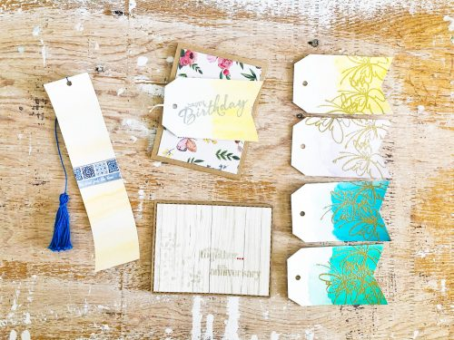 Handmade Birthday & Anniversary Cards, Bookmarks and Gift Tags | Thoughtfully Handmade