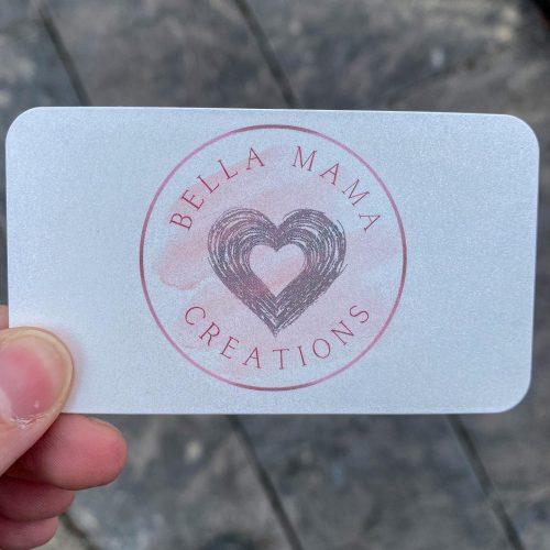 Business Card - Premium