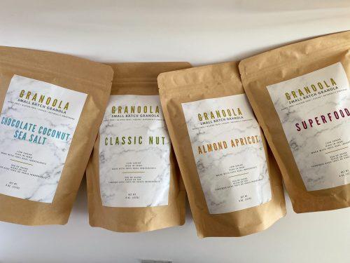 Granoola's flavours