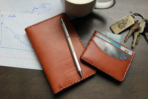 Hunter Slim Wallet No. 2 & Hunter Notebook for Field Notes | Buck Brown