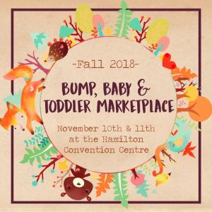 Craftadian Makers Market at Fall Bump, Baby and Toddler Marketplace