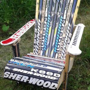 Stick It! Hockey Art
