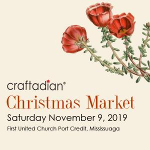 Craftadian Port Credit Christmas Market