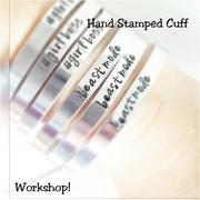 Cuff Bracelet Workshop